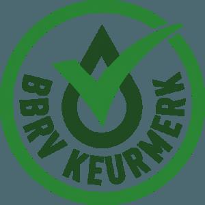 Het BBRV keurmerk